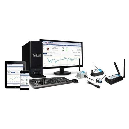 Monnit Premiere Licentie voor een netwerk van 6-12 sensoren - Copy