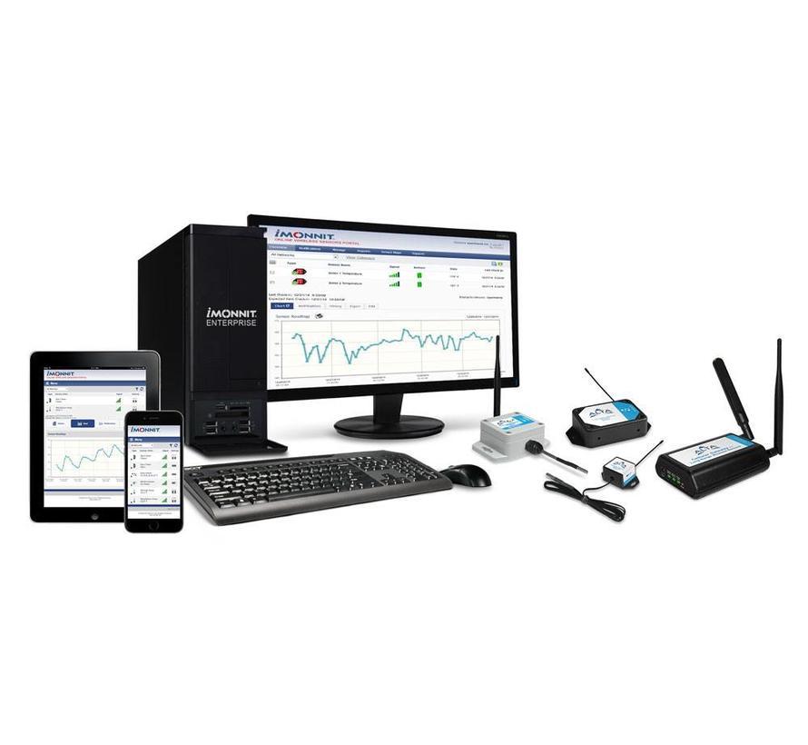 Premiere Licentie voor een netwerk van 6-12 sensoren - Copy