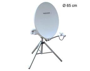 Satellietschotel systemen