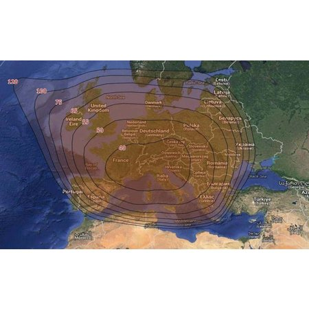 Oyster sat-dom 77 M-GS HDTV