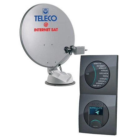 Teleco Internet SAT 85 Twin