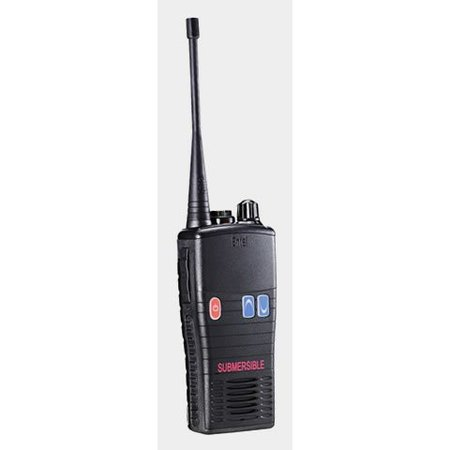 Entel HT582 UHF IECEx Intrinsically Safe walky talky