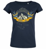 "Damen T-Shirt ""Golden Age"""