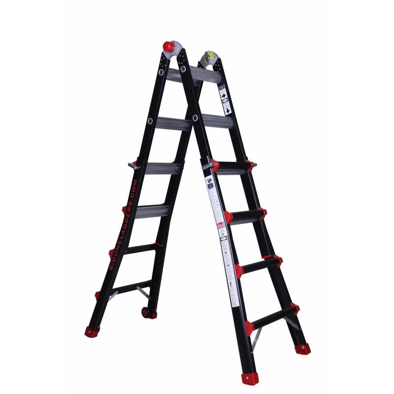 Multifunctionele ladder Big One 4x4
