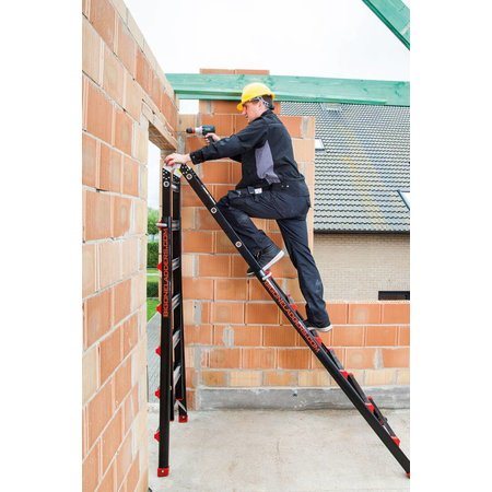 Multifunctionele ladder Big One 4x4