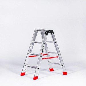 Dubbele trap Premium-Line 2x4
