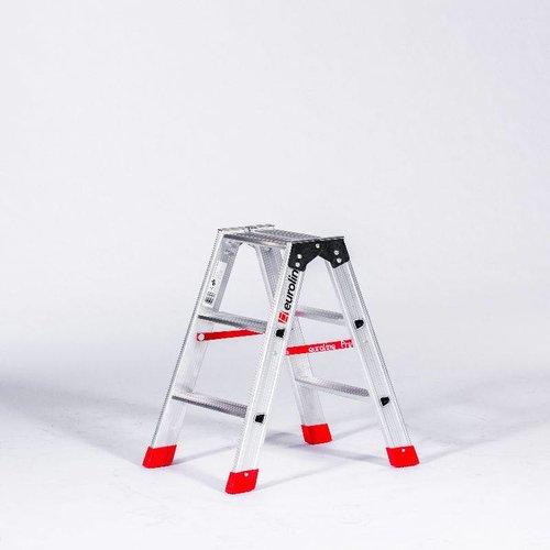 Dubbele trap Premium-Line 2x3