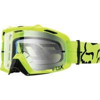 Fox Air Defense Goggle Race Yellow/Clear