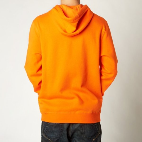 Fox Legacy Fox Head Pullover Hoody Orange