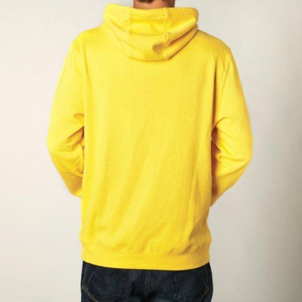 Fox Legacy Fox Head Pullover Hoody Yellow