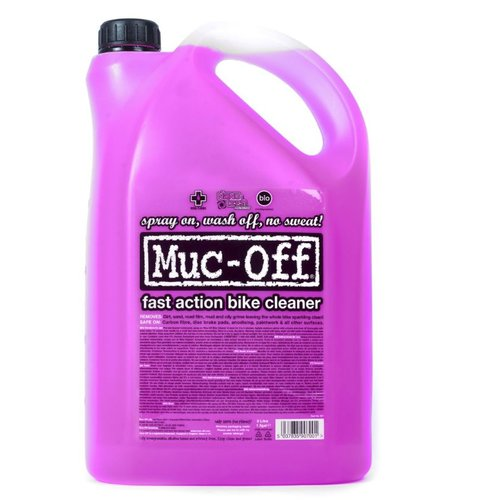 Muc-Off Nano Tech Motorcycle Cleaner 5L