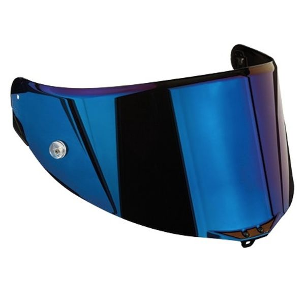 Agv Visor Race 2 AS - Iridium Blue