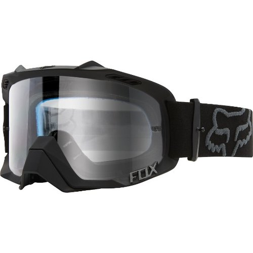 Fox Air Defense Goggle Black/Clear