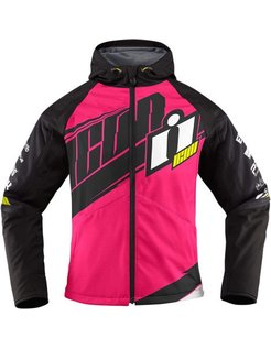 Women's Team Merc Jacket Pink