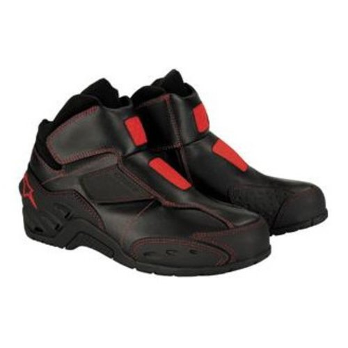 Alpinestars Octane Shoe Red