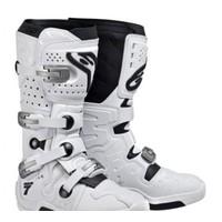Alpinestars 2014 Tech 7 Boot White Vent