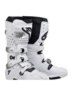 2014 Tech 7 Boot White Vent