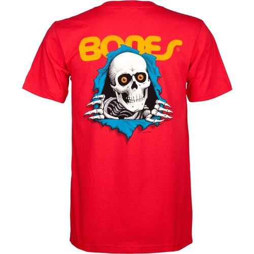 Powell Peralta Ripper T-shirt Red