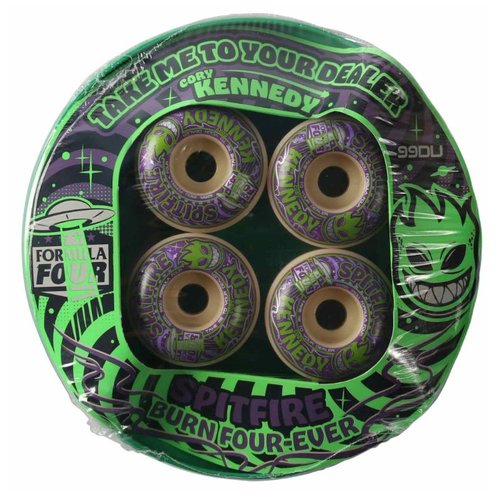 Spitfire Cory Kennedy Formula Fours Take Me 99 Duro 52mm