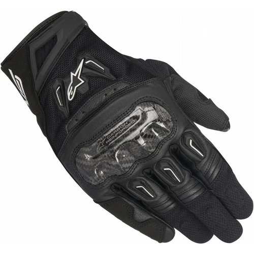 Alpinestars SMX-2 Air Carbon V2 - Black
