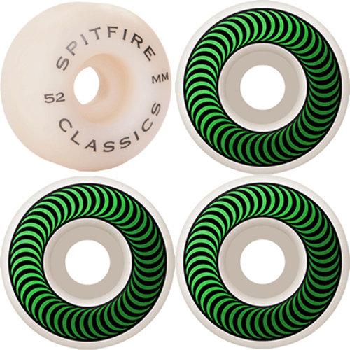 Spitfire Classics 52mm 99a 4pk