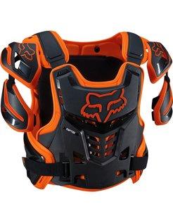 Raptor Vest - Black/Orange