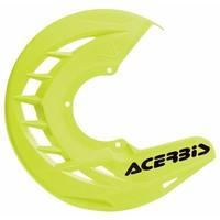 Acerbis X-Brake Disc Coves - Flo Yellow