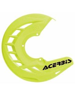 X-Brake Disc Coves - Flo Yellow