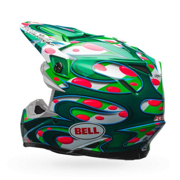 Bell Moto-9 Flex McGrath Replica