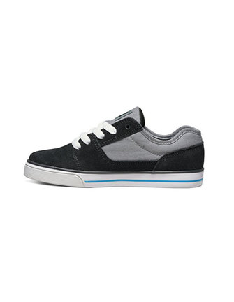 DC Youth Tonik - Black/Grey/Blue