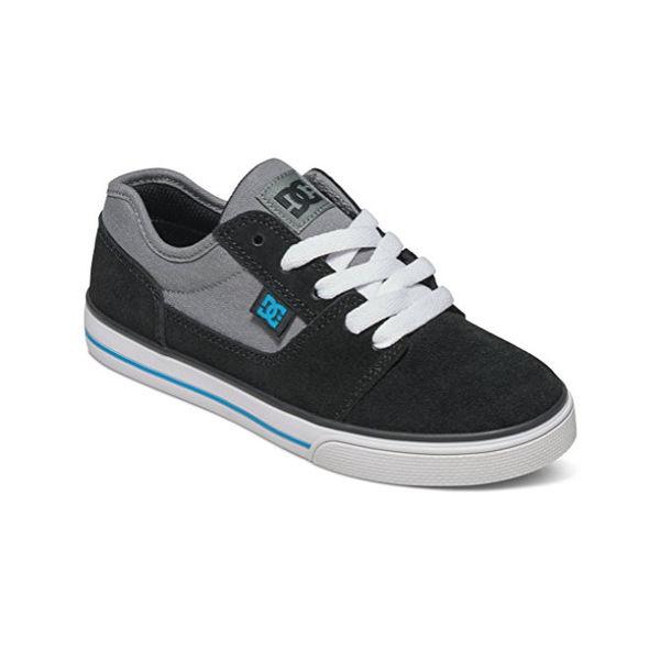 DC Youth Tonik - Black/Grey/Blue