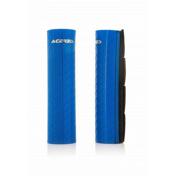 Acerbis Upper Fork Cover - Blue