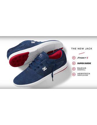 DC New Jack S - Navy