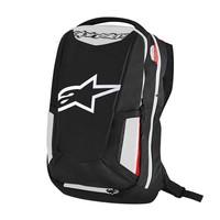 Alpinestars City Hunter Backpack - Black/White/Red