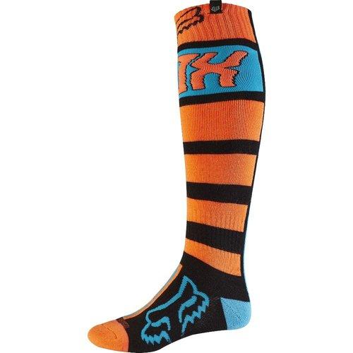 Fox Fri Falcon Thick Sock - Black/Orange