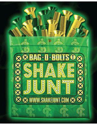"""Bag-O-Bolts 1"""" - Green/Yellow"""
