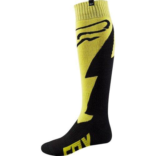 Fox Fri Thick Socks Mastar - Yellow
