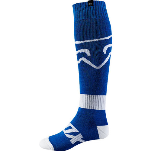 Fox Fri Thick Race Socks - Blue