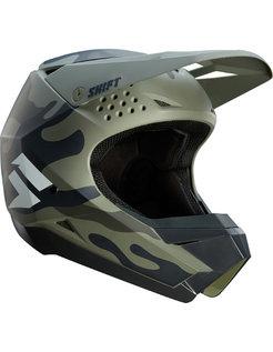 Whit3 Label Helmet - Camo