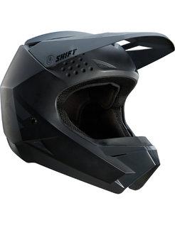Whit3 Label Helmet - Matte Black