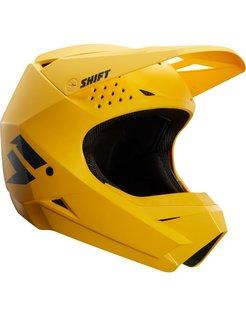 Whit3 Label Helmet - Yellow