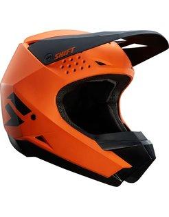 Whit3 Label Helmet - Orange