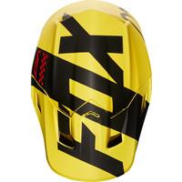 Fox V2 Mastar Helmet - Yellow