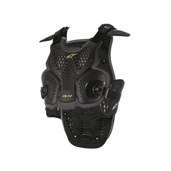 Alpinestars A4 Chest Protector - Black/Anthracite