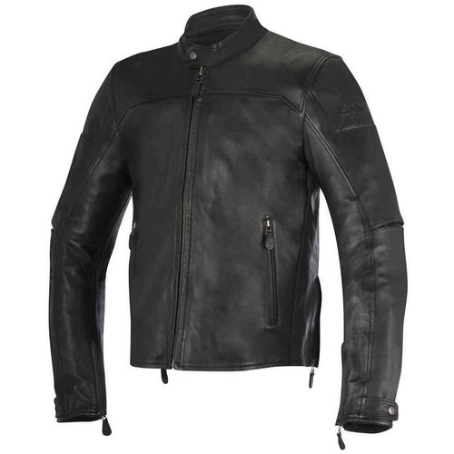 Alpinestars Brera Leather Jacket - Black