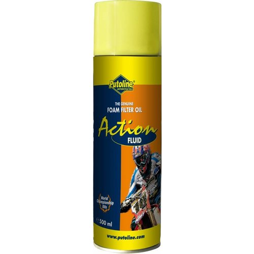 Action Fluid Foam Filter Oil 600ml