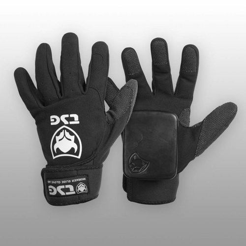 TSG Worker Slide AD Glove - Black