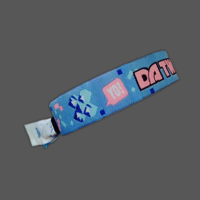 Da Tweekaz Blue Bracelet