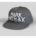 Official Mark With A K Snapback