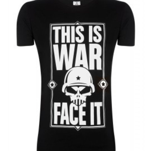 Warface - This Is War T-Shirt